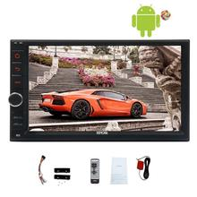 Android 5.1 Car NO DVD Player AutoRadio Video 1080P Multimedia player Double din GPS Navigation Car Deck Head Unit Wifi Remote