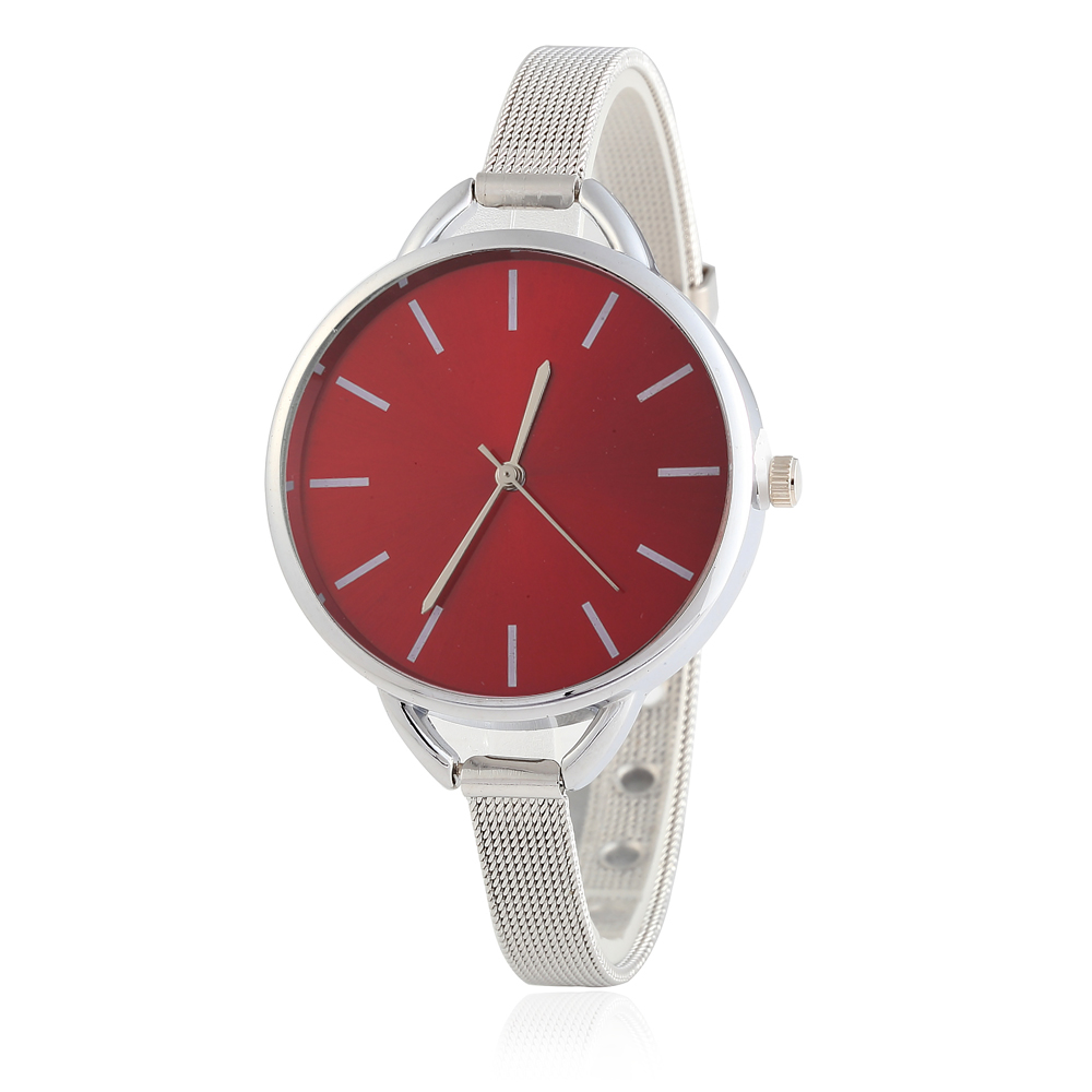 Women Quartz Watch Fashion Luxury Casual Solid Color High Quality Mesh Strap Ladies Wrist Watch Birthday Gift Clock reloj mujerWomen Quartz Watch Fashion Luxury Casual Solid Color High Quality Mesh Strap Ladies Wrist Watch Birthday Gift Clock reloj mujer