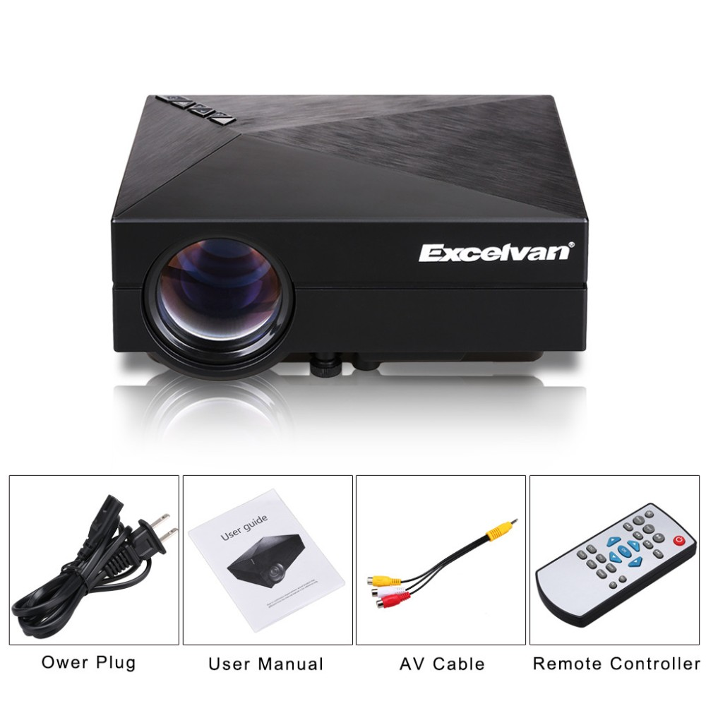 70 new excelvan gm60 mini portable led projector for video games tv rh aliexpress com panasonic lcd projector user manual epson lcd projector user manual