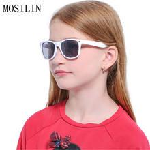 2018 Marque De Mode Enfants lunettes de Soleil Enfant Soleil Noir Lunettes  Anti-uv Bébé a207cc399b57