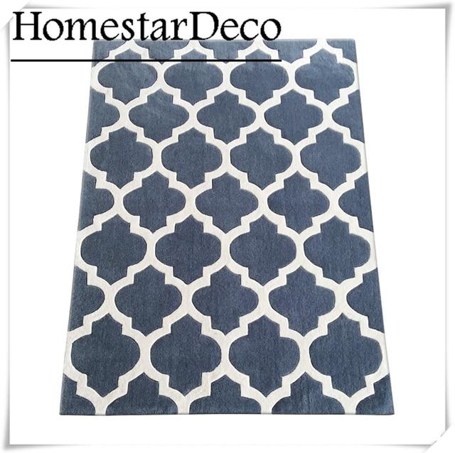 teppich wohnzimmer bordüre ornament muster abstrakt design meliert ... - Teppich Wohnzimmer Grose