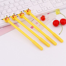 36 PCs Korea creative cartoon gel pen cute pocket pen student stationery