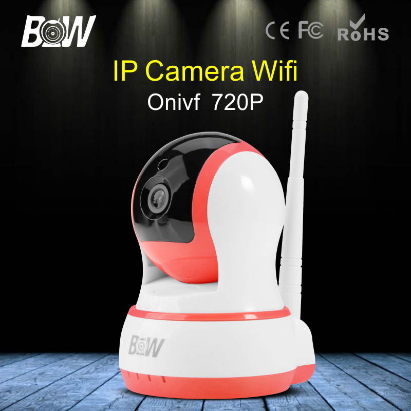 ФОТО BW P2P Wireless IP Camera Surveillance HD 720P H.264 ONVIF Network 3.6mm Endoscope Baby Monitor Security Camera Wifi CCTV Indoor