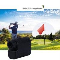 New arrival laser rangefinders laser distance meter Digital 6X Monocular hunting golf laser range finder 600m tape measure
