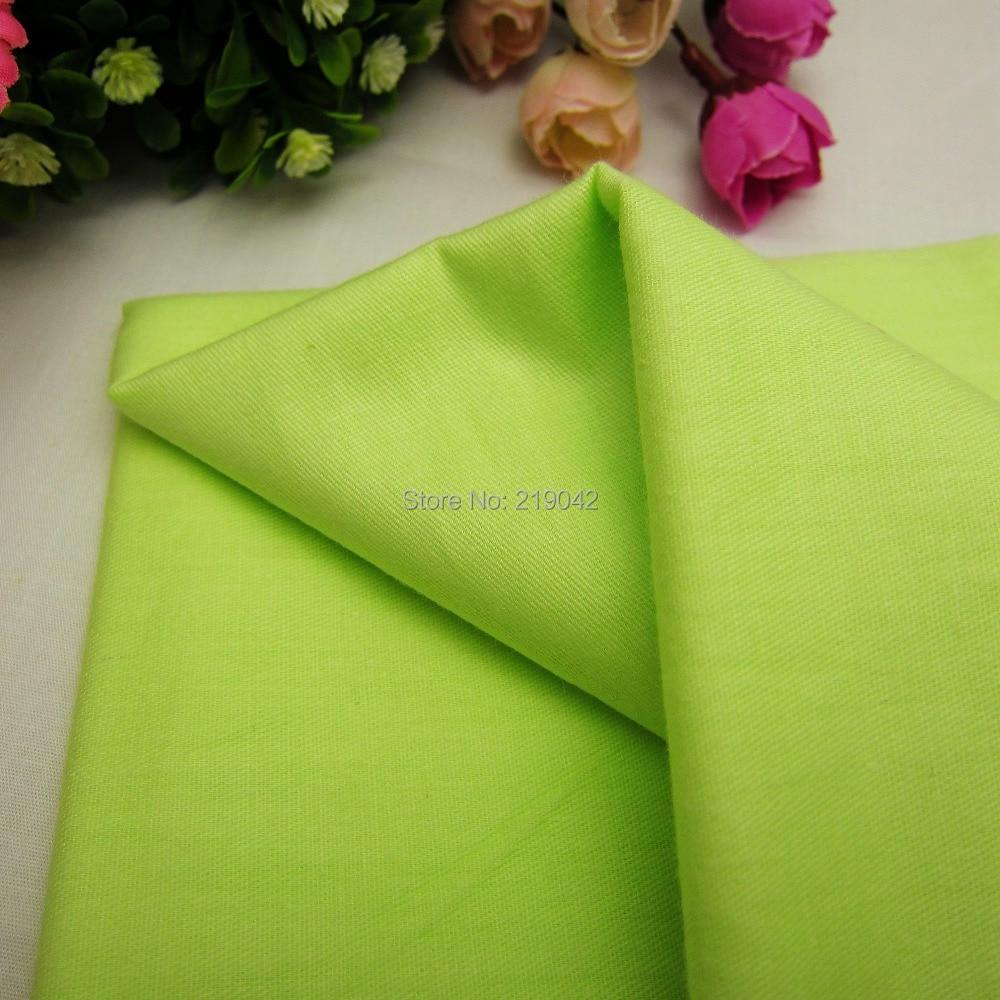 1410851,50 cm * 150 cm sólido tela de algodón serie, remiendo hechos a mano diy