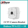 10 шт./лот Dahua оригинальный PFA122 водонепроницаемая распределительная коробка для ip-камеры Dahua аккуратный и интегрированный дизайн алюминиевы...