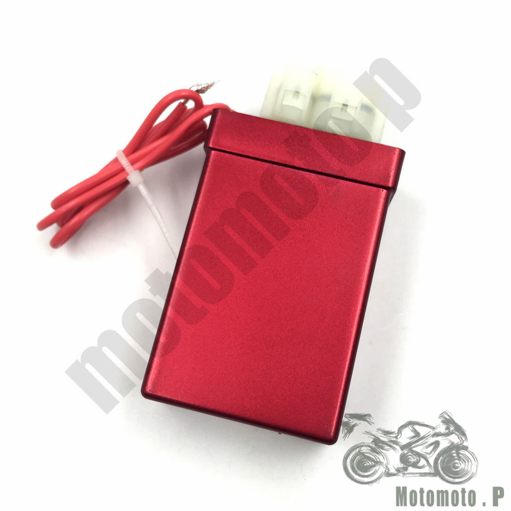 hight resolution of ignition coil performance 5 pin digital no adjustable dc racing cdi box for gy6 125 150cc