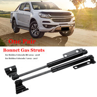 2pcs Car Front Bonnet Hood Gas Struts For Holden for Colorado RG 12 18 for Colorado 7 2012 2017