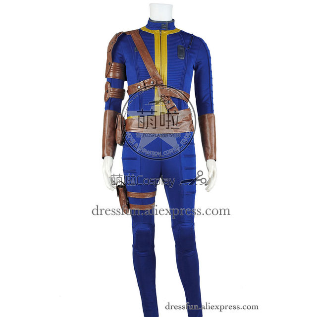 4 fallout cosplay suit Vault
