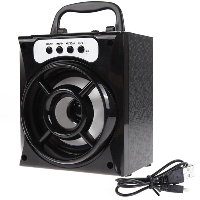 MS-132BT prenosni zunanji brezžični Bluetooth zvočnik Bass - Prenosni avdio in video - Fotografija 2