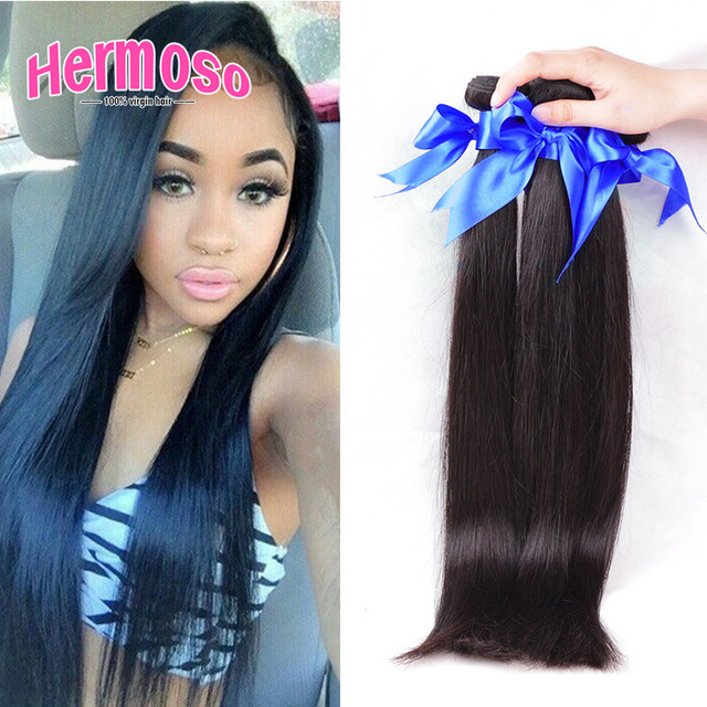 8a Hermoso Peruvian Virgin Hair Straight Grace Company Products True Glory Bundle Deals