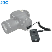 JC 2.4GHz RF Wireless Camera Remote Control 100 Meters Distance 16 Million Channel for OLYMPUS RM-UC1 Compatible Camera(China)