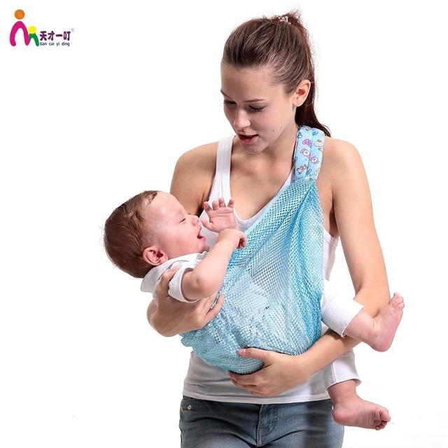 TCYD Baby Backpacks Carriers Sling Horizontal Quick Dry Organic Cotton Sponge Activity Gear