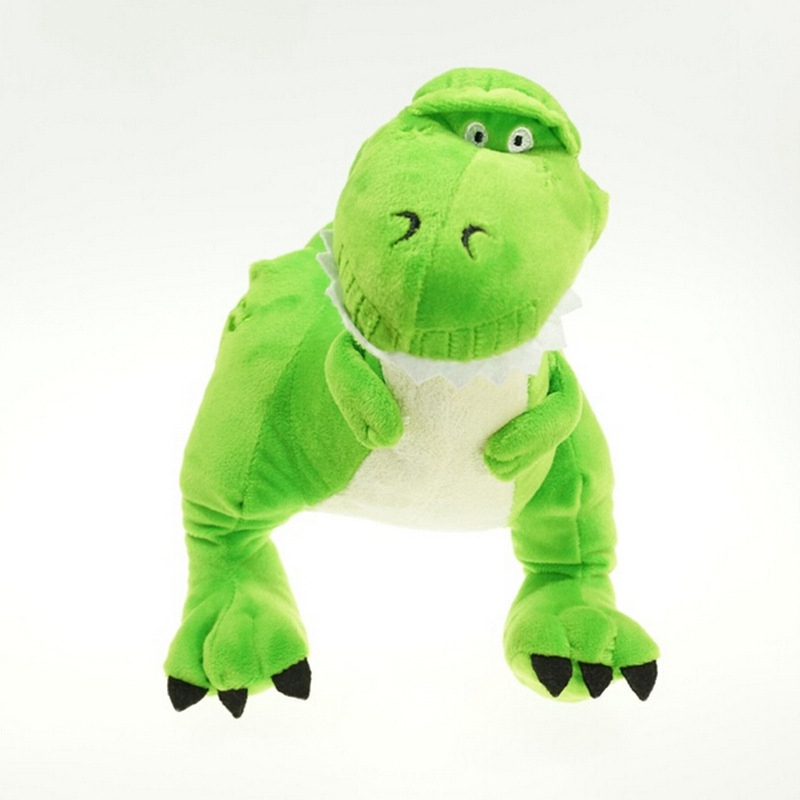 Hot Seller Plush Doll Story Rex Dinosaur Soft And Stuffed Animal