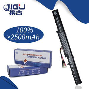 Image 2 - JIGU Nouvelle Batterie Dordinateur Portable A41 X550E Pour ASUS X450 X450E X450J X450JF X751L A450J A450JF A450E F450E 4 CELLULES