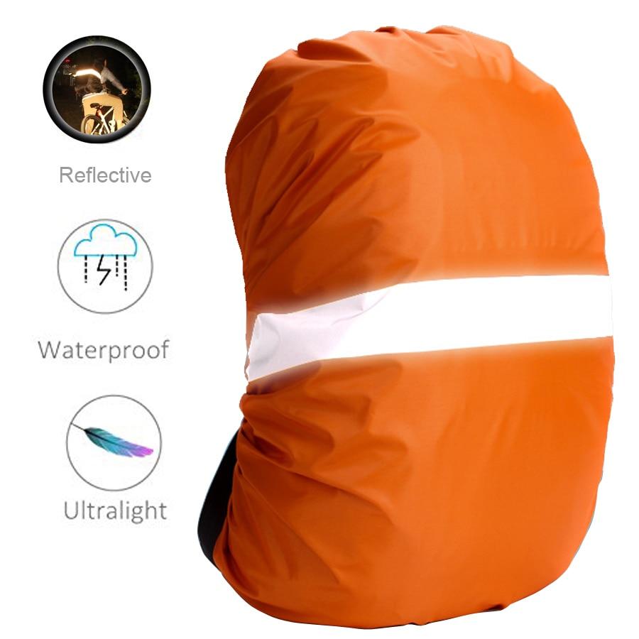 Navlaka za kišu za ruksak reflektirajuća 20L 35L 40L 50L 60L - Kampiranje i planinarenje - Foto 2