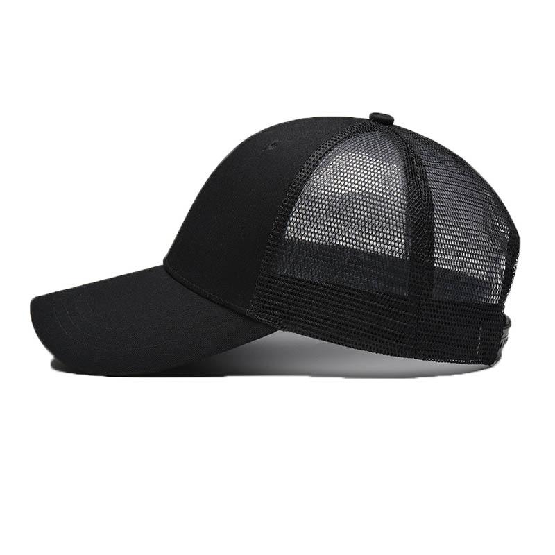 Women Sport Mesh Ponytail Baseball Cap For Men Outdoor Messy Bun Hat  Snapback Bone Caps Sunscreen Hats-in Baseball Caps from Apparel Accessories  on ... da46922659c3