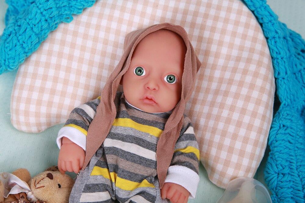 IVITA WB1503 11 tum (28cm) 0.85kg Boy Eyes Öppet Högkvalitativ - Dockor och tillbehör - Foto 5