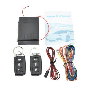 Universal Car Alarm Security S