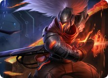 lol mousepad PROJECT Yasuo mouse pad best gaming mouse pad gamer League large personalized mouse pads