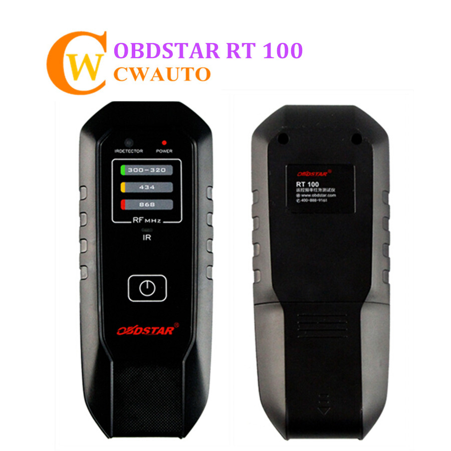OBDSTAR RT100 Remote-Tester Frequenz Infrarot IR
