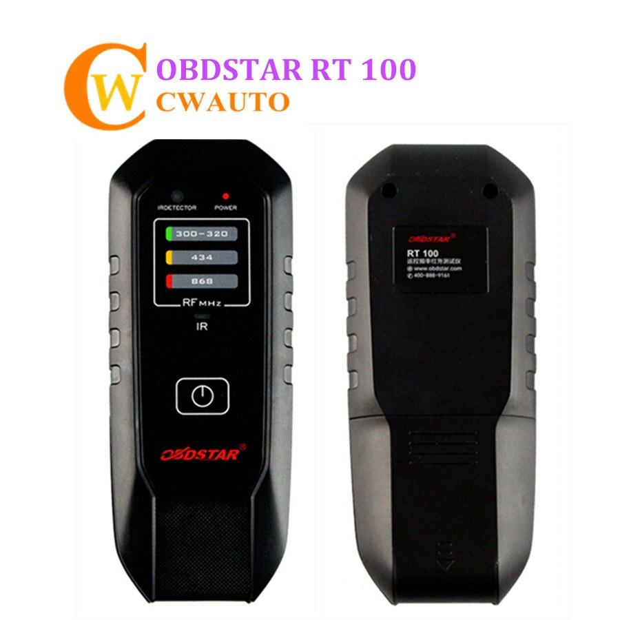OBDSTAR RT100 zdalny Tester częstotliwości podczerwieni IR