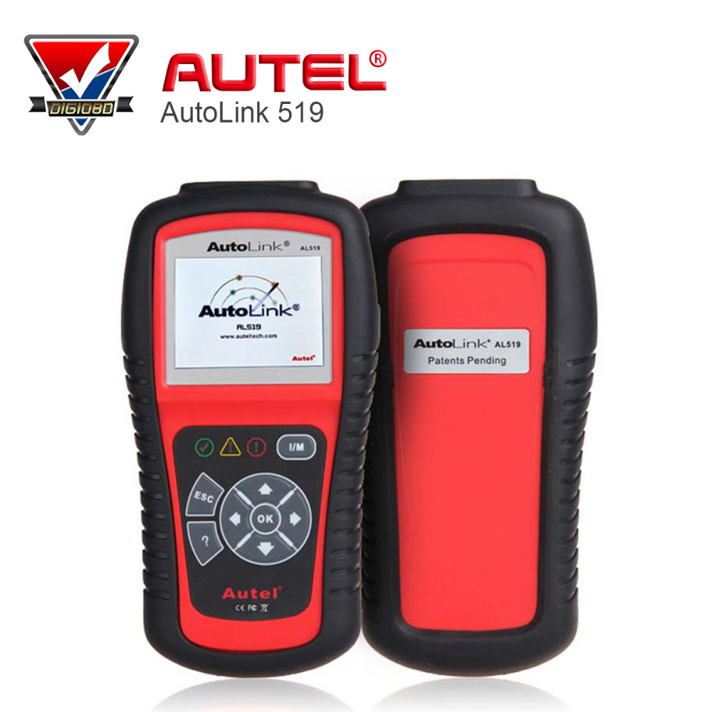 Car color code finder - Color Screen Obdii Can Scan Tool Autel Autolink Al519 Turns Off Check Engine Light Free