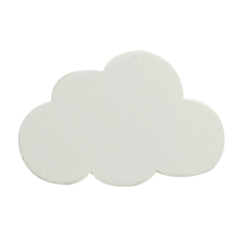 Perfect-Fashion Cute Cartoon Cloud Kids Room Wooden Wall Sticker Wall Hanging Hook Home Decor(White) japan sick photoelectric sensor photoelectric switch cdd 11n