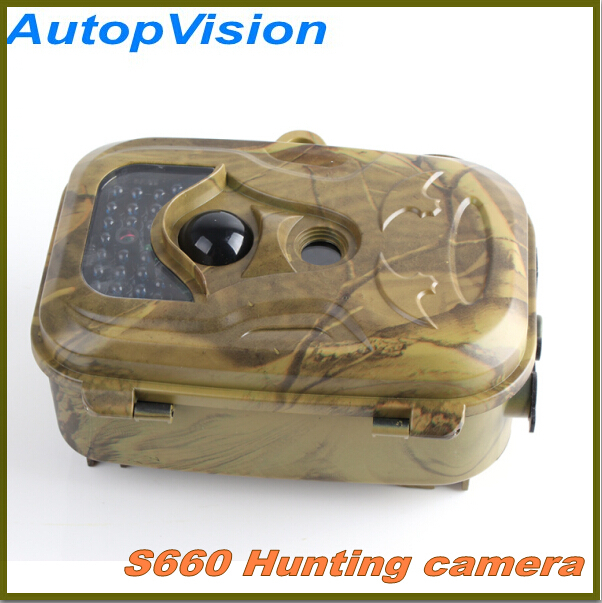 ФОТО 2.0inch LCD Good Quality Hot Sale 12MP  Scouting Trail Camera Hunting camera S660