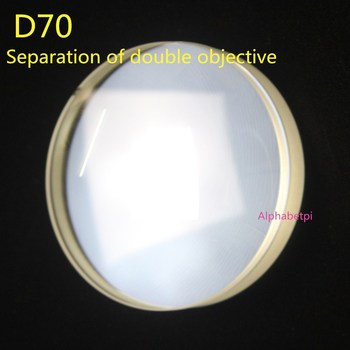 D70 Refraction Objective Lens Primary Mirror D72 D=72mm Series Focal Length Multiple Optional Astronomical Telescope Monocular