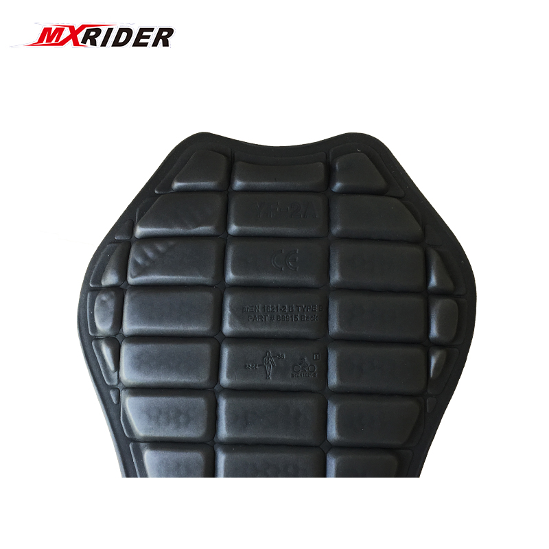 2018 MXRIDER CE protector Body Armor motorcycle jacket protective armor include 1 back pad 2 elbows 2 shoulder protection