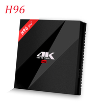 2016 Newest H96 Pro Plus Android 6 0 TV Box S912 Octa Core 3GB DDR3 32GB