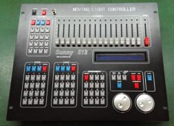 China supplier best selling stage light console sunny dmx 512 computer controller sunny 512 console image