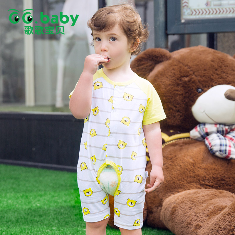 Summer Style Cotton Baby Jumpsuit Romper Character Rompers Baby Boy Clothes Cartoon Baby Clothing Roupas Meninos Ropa Newborn summer 2017 navy baby boys rompers infant sailor suit jumpsuit roupas meninos body ropa bebe romper newborn baby boy clothes