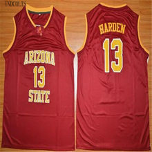 INDCOLTS Arizona State college  13 James Harden Throwback Basketball Jersey  S-3XL 100% Stitched 760451d49