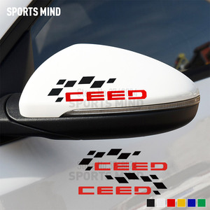 1 Pair SPORTS MIND For Kia CEE
