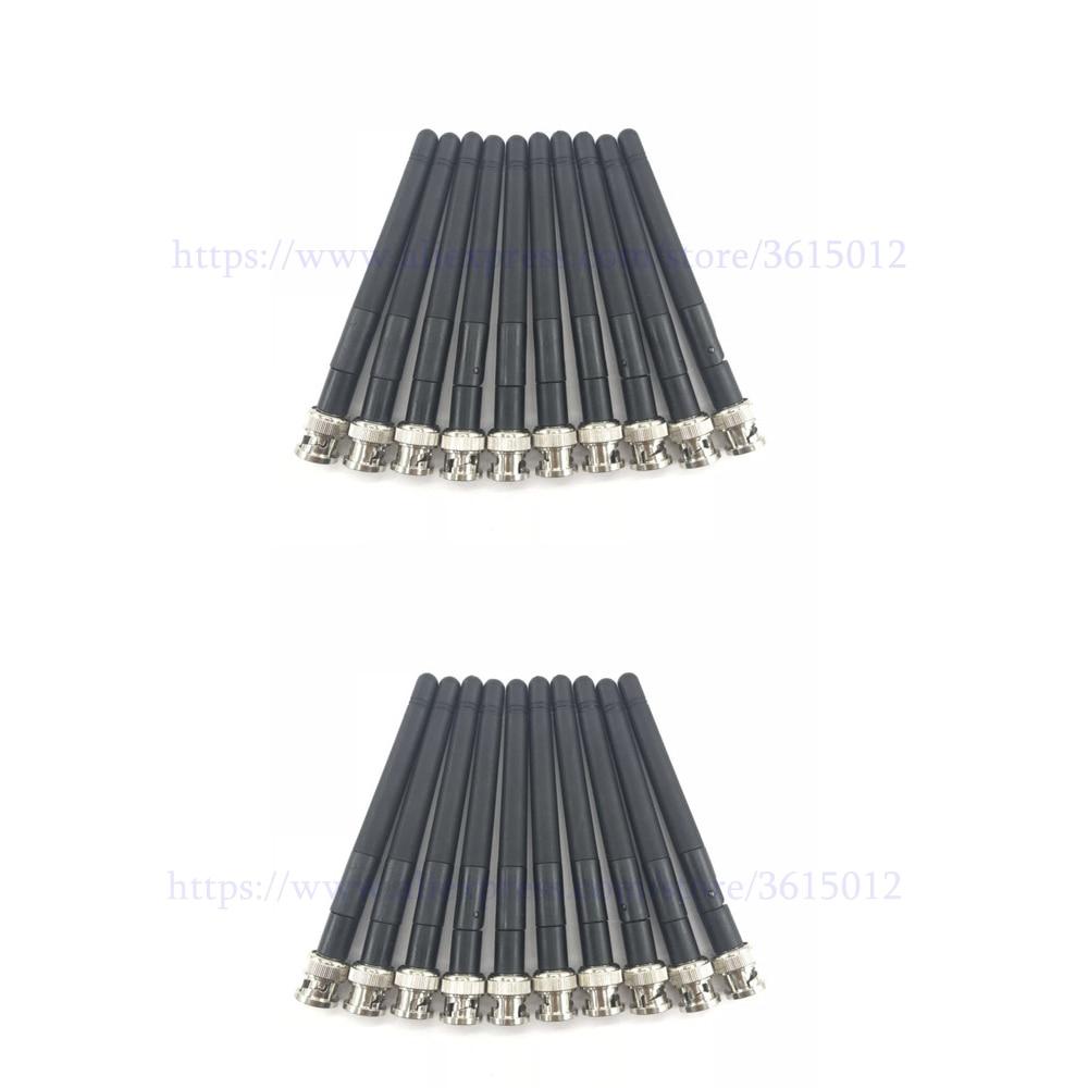whole sale 20pcs lot BNC UHF Microphone Antenna for Sennheisers G3 Series