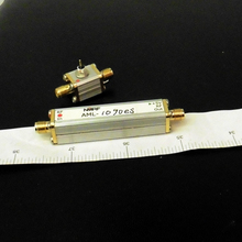 цены Free shipping AML-1090es 1090MHz ADS-B low noise, high gain amplifier LNA coaxial feed type dual SAW