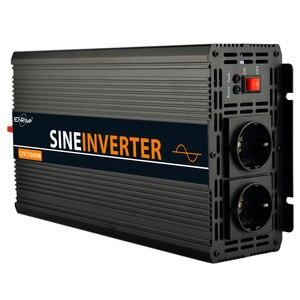 Image 1 - Peak 2500W pure sine wave power inverter 12v 220v 1000W 1200W in best quality