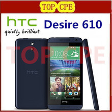 Original HTC Desire 610 Qual Core Mobile phone 4.7″ TouchScreen 1GB RAM 8GB ROM GPS Wifi Unlocked 3G 4G Android Cellphone