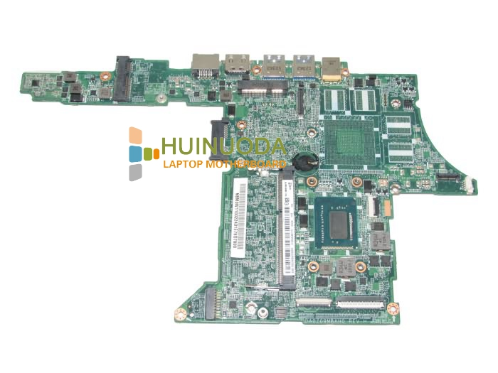 NOKOTION for Acer aspire M5 481 laptop motherboard NBM3W11002 DA0Z09MBAH0 Intel integrated HM77 DDR3 laptop motherboard fit for acer aspire 5551 5551g mbptq02001 mb ptq02 001 new75 la 5912p ddr3 mainboard