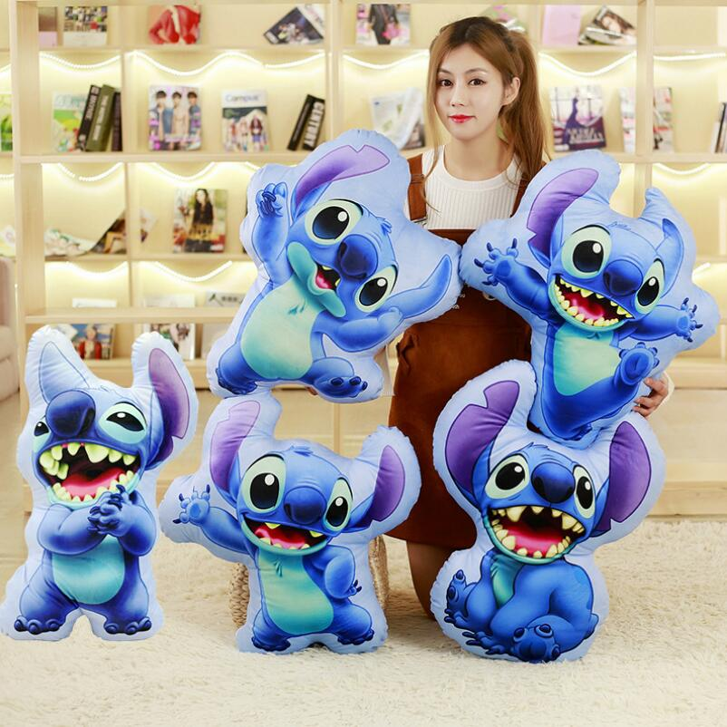 New Arrival Stitch Doll Plush Toy Big Size Lovely Stitch Doll Pillow Cushion Children Birthday Gift bb крем bellápierre derma renew bb cream medium цвет medium variant hex name d7a278