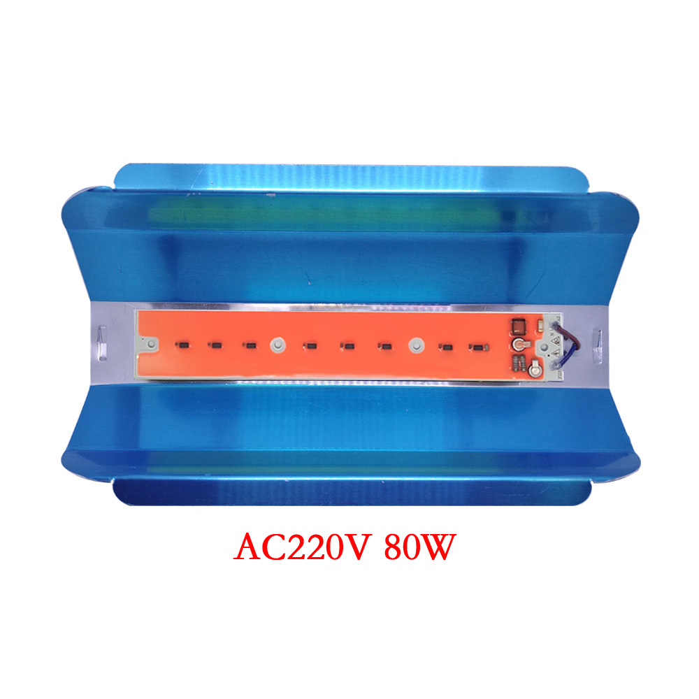 3PCS/LOT Full spectrum LED COB 30W 50W 80W AC220V/110V Smart IC driver Grow Light Plant Growth Lamp Planting Flowers Vegetables