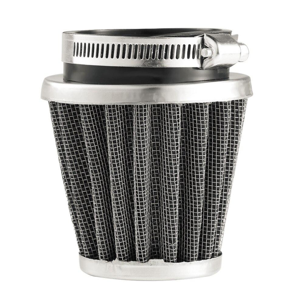 2018 Новый универсальный 35/39/42/44/48/50/52/54/60 мм мотоциклетный воздушный фильтр с грибной головкой зажим на воздушный фильтр очиститель горячая ра...