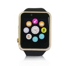 2015 Hotsale Gesunde Smart Uhr W10 mit Kamera NFC Bluetooth sim-karte Smartwatches für iPhone/Android Smartphone