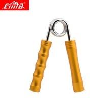 CIMA Metal Hand Grip Strengthener Men Gym Fitness Exerciser Finger Strength Training Forearm Wrist Gripper 100 lb