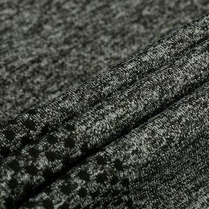 Image 5 - SVOKOR mallas deportivas de secado rápido para mujer, Leggings S XL a rayas, profesionales, de secado rápido