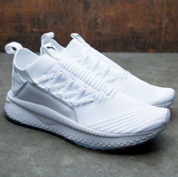 brand new f851c 4d53f 2018 New Arrival PUMA TSUGI Breathable Sneakers For Men s and women s  Badminton Shoes size36-44