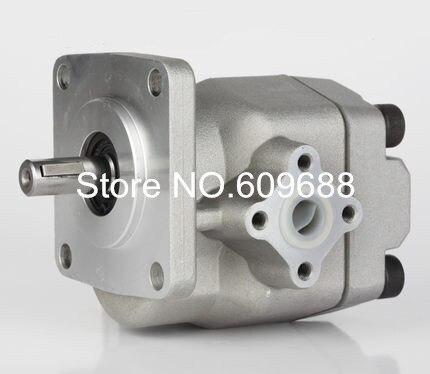 Pompe à engrenages à huile hydraulique HGP 2A F6R haute pression