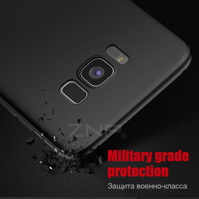 ZNP Ultra Thin Silicone Soft TPU Cover Cases for Samsung Galaxy S6 S7 Edge S8 Plus J1 J3 J5 J7 A3 A5 A7 2015 2016 2017 Case p30 3